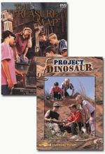 Treasure Map & Project Dinosaur - Set of Two