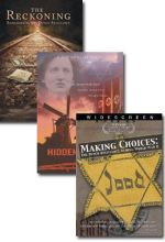 The Reckoning / Hidden Heroes / Making Choices - Set Of Three