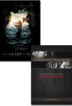 The Heart of Man and Somebody's Daughter - set of 2