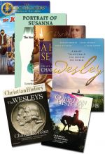 The Wesley Collection: Four DVDs and Two Magazines
