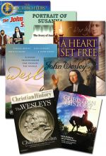 The Wesley Collection: Five DVDs and Two Magazines