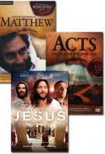 Visual Bible - Set Of Three