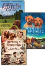Where the Red Fern Grows - Set of 3