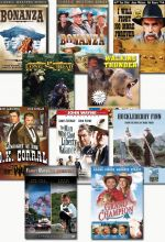 Western and Adventure Bundle - Set of 10