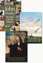 Wesley - Set of Three