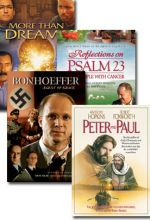 World Magazine Ad - Set of Four Favorite DVDs