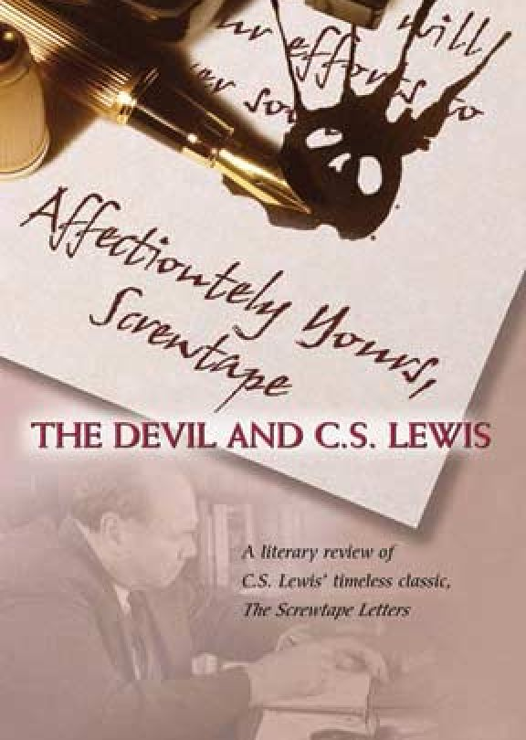 affectionately yours screwtape the devil and cs lewis