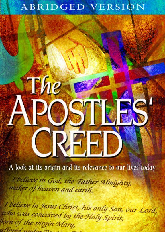 Apostles' Creed - Abridged Version DVD | Vision Video | Christian ...
