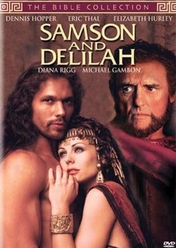 Bible Collection Samson And Delilah TNT
