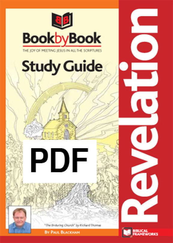 revelation bible study guide pdf