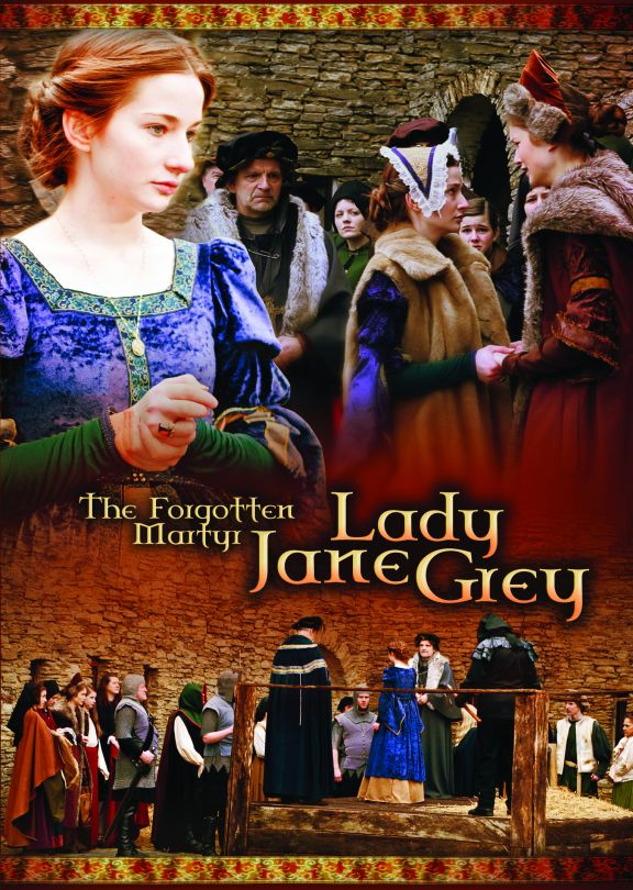 Forgotten Martyr Lady Jane Grey Dvd Vision Video Christian