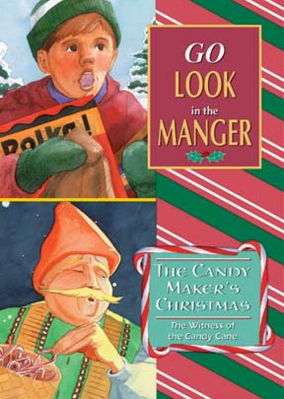 go look in the manger candy makers christmas