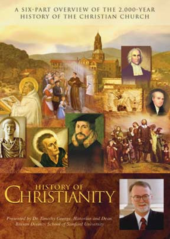 History Of Christianity - With PDFs DVD | Vision Video ...