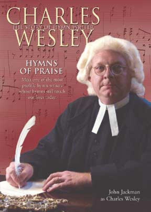 Hymns Of Praise: Charles Wesley -  MP4 Digital Download