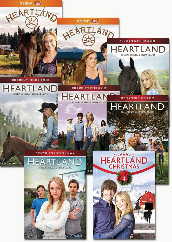A Heartland Christmas.Heartland Seasons 1 7 Plus Christmas Special