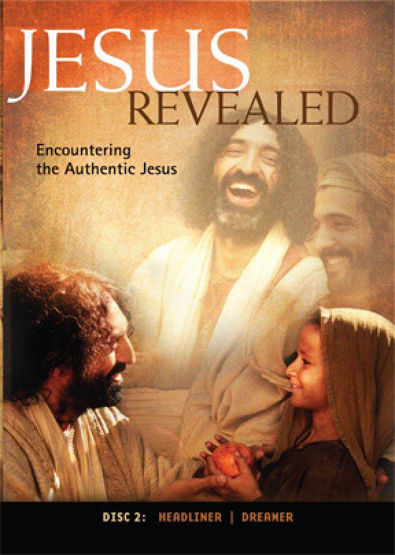 Jesus Revealed: Disc 1 -  MP4 Digital Download Digital Video