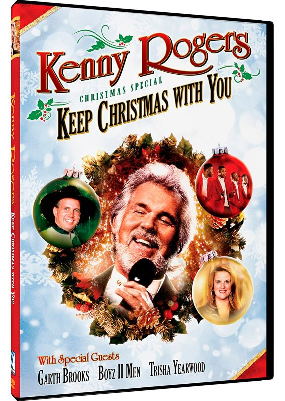 kenny rogers christmas special - Boys To Men Christmas