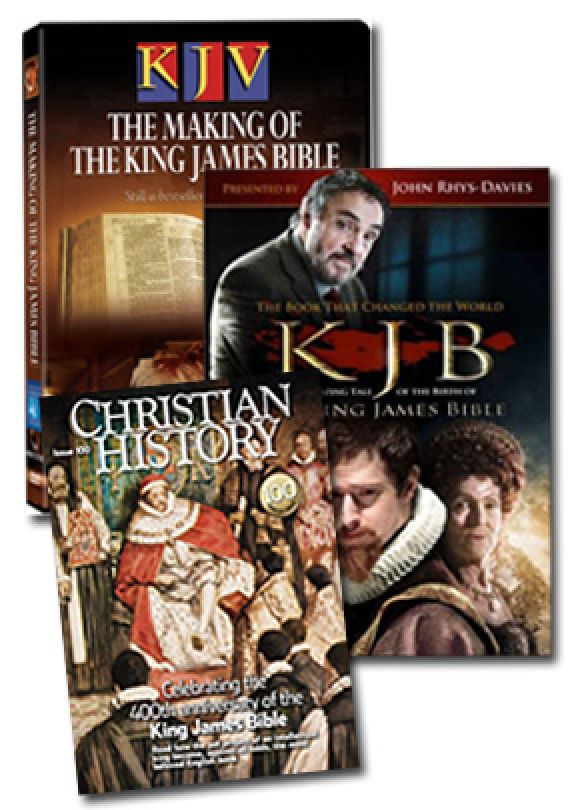 King James Bible - Set of Three