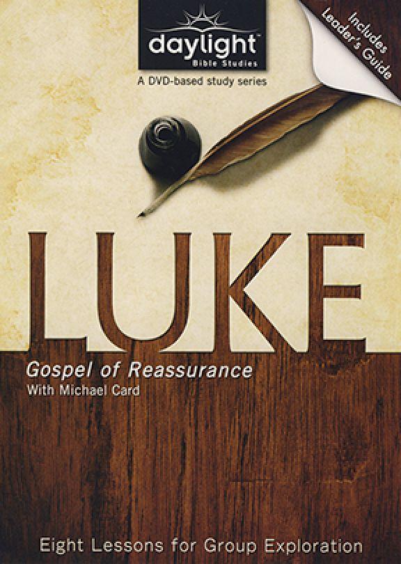 Bible study guide for luke