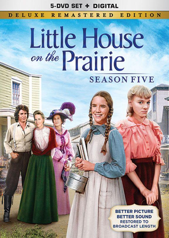 b92d7e58c00b Little House On The Prairie  Season 5 DVD