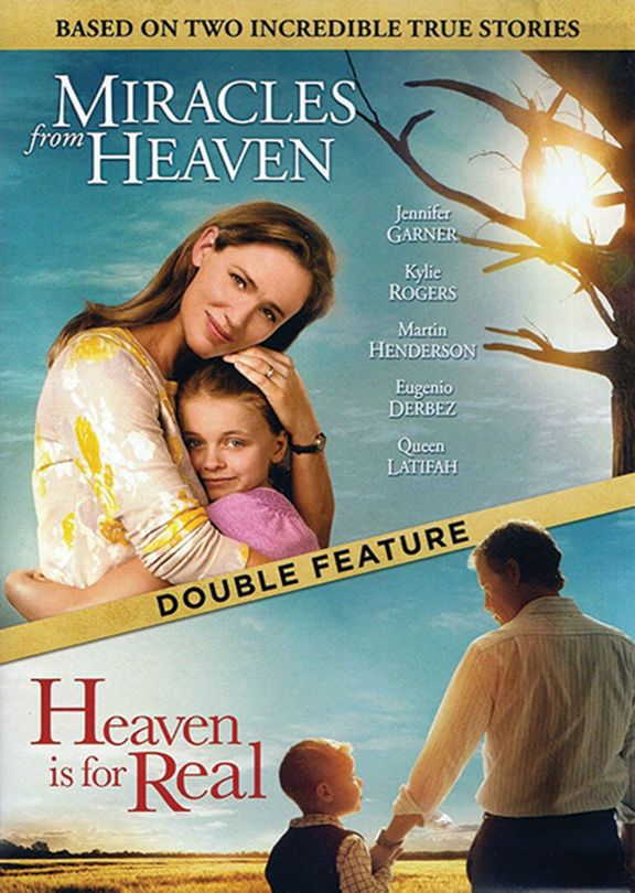 what is heaven is for real about