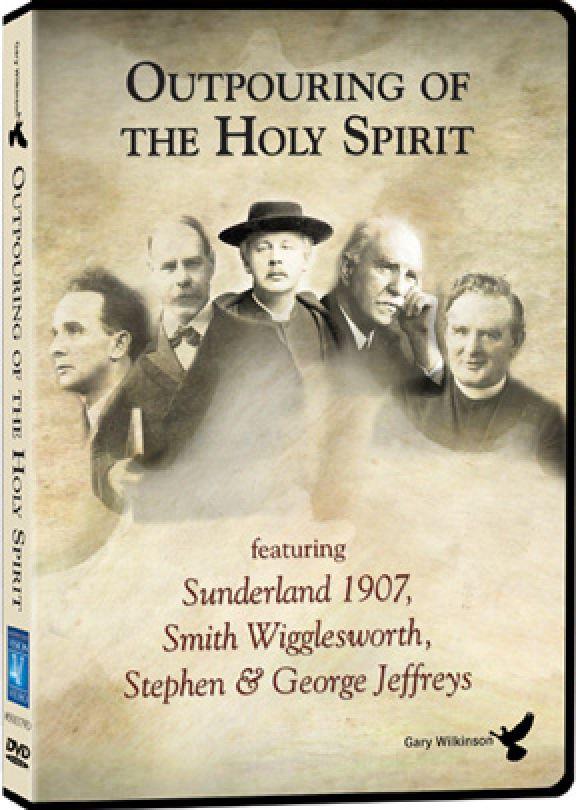 Outpouring Of The Holy Spirit -  MP4 Digital Download