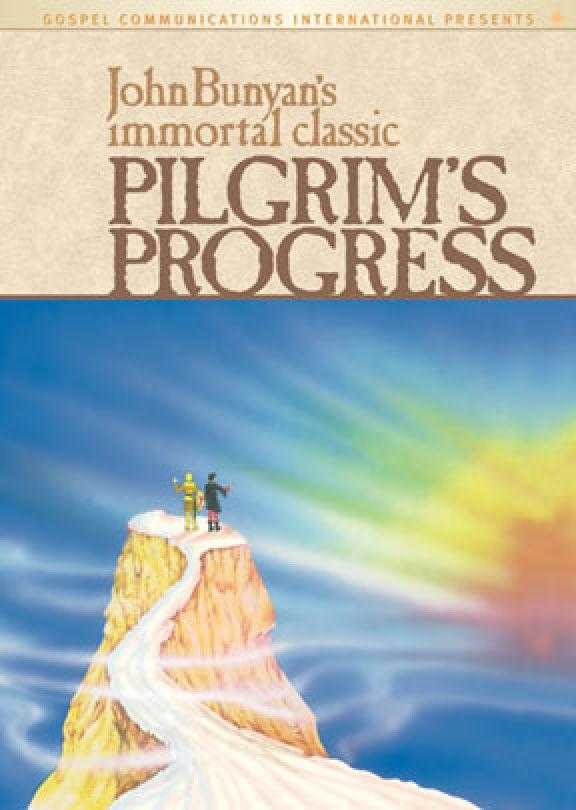 Pilgrims Progress Animated DVD