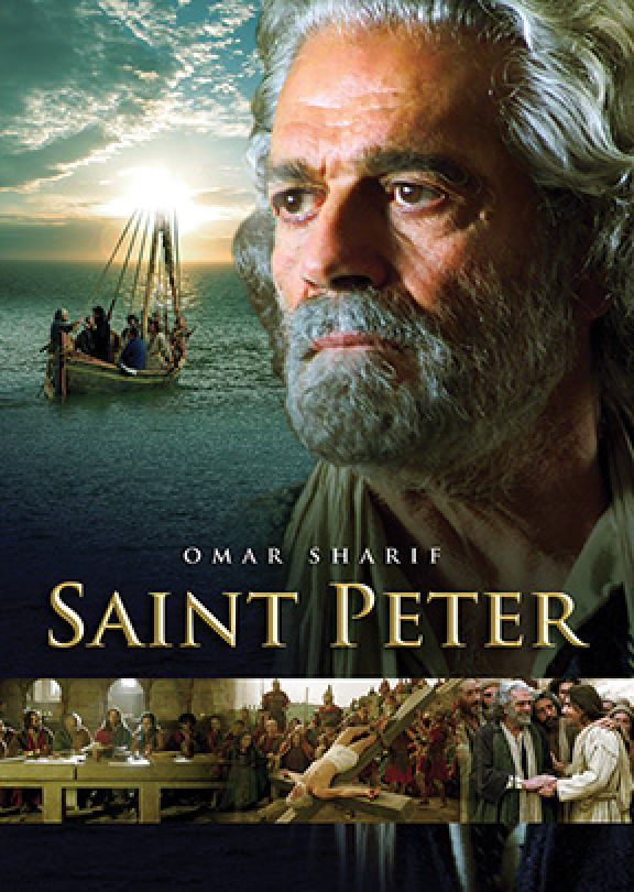 Image result for st peter dvd cover
