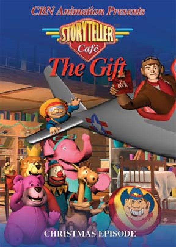 Storyteller Cafe Dvd Storyteller Cafe The Gift