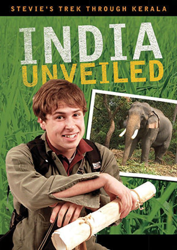 Image result for stevie in india missions