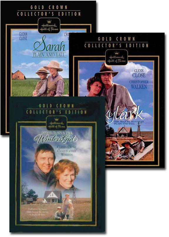 Sarah Plain And Tall Trilogy Dvd