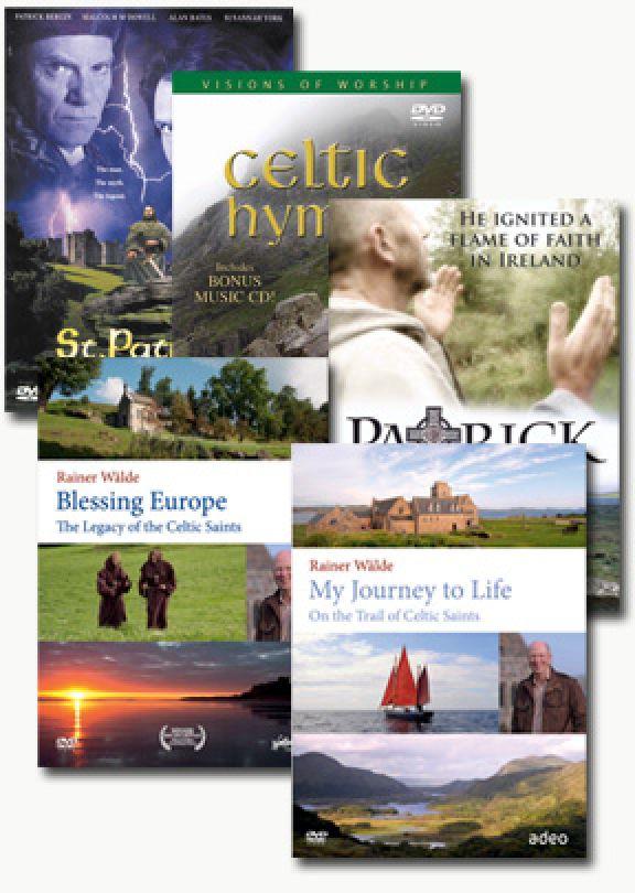 Saint Patrick - Set of Five