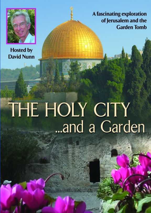 The Holy City ... And A Garden DVD   Vision Video   Christian Videos ...