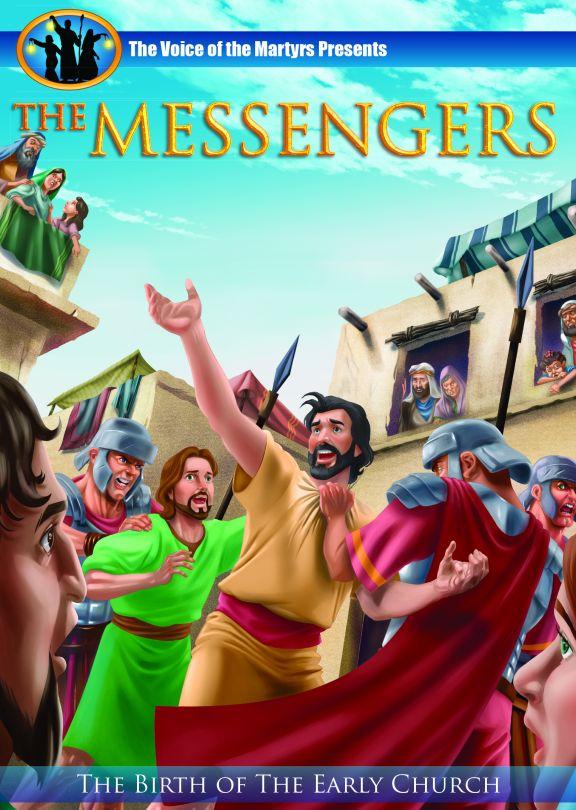 The Messengers DVD