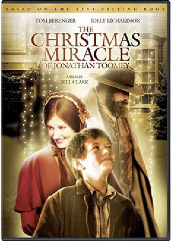 A Christmas Miracle.The Christmas Miracle Of Jonathan Toomey