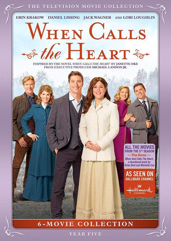 When Calls the Heart: Season 5 Movie Collection