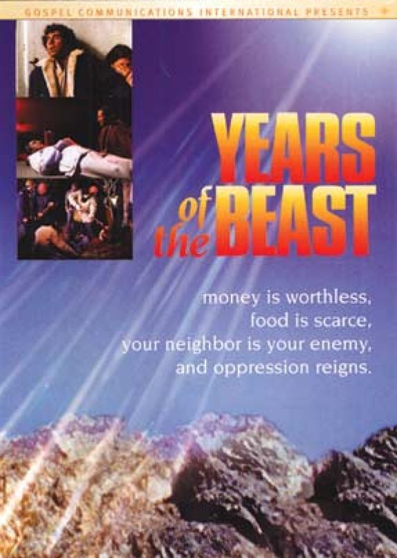 Years Of The Beast Mp4 Digital Download Digital Video Vision Video Christian Videos Movies And Dvds