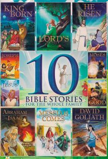 10 Bible Stories