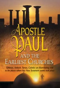Apostle Paul And The Earliest Churches - .MP4 Digital Download