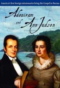 Adoniram and Ann Judson: Spent For God - .MP4 Digital Download