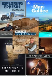 Archaeology and the Bible - Set of 5 (BAR0321)