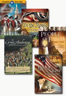 American History - Set of 5