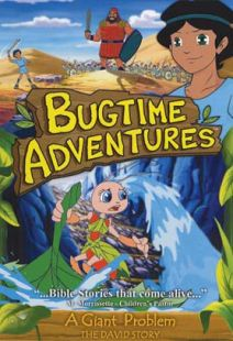 Bugtime Adventures - Episode 2 - A Giant Problem - The David Story - .MP4 Digital Download