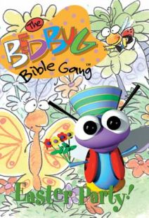 Bedbug Bible Gang: Easter Party! - .MP4 Digital Download