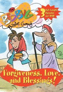 Bedbug Bible Gang: Forgiveness, Love And Blessings!
