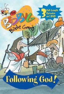 Bedbug Bible Gang: Following God!