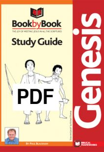 Book by Book: Genesis - Guide (PDF)