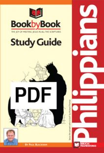 Book by Book: Philippians - Guide (PDF)