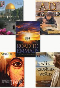 Best-Selling DVDs for Easter