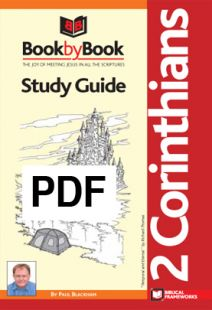 Book by Book: 2 Corinthians - Guide (PDF)